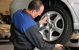 Denver Subaru Tire Alignment