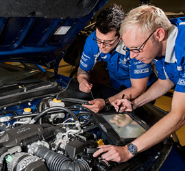 Denver Subaru Multi-Point Inspection